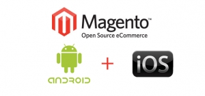 Magento ecommerce iOS and Android.